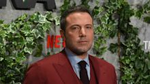 Ben Affleck has been on antidepressants since age 26: 'They're very helpful for me'
