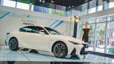 入主門檻再降!預售價190萬起 Lexus IS 300h |改款登場