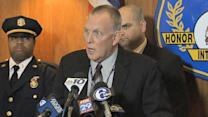 Police press conf. on abduction of West Phila. girl