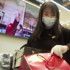 Excitement in Wuhan as businesses and shopping malls reopen
