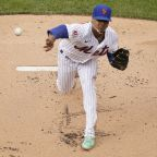 Stroman, Lindor lead Mets past slumping Padres 4-1