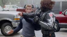 'Captain America: The Winter Soldier' Theatrical Trailer