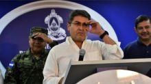 Presidente de Honduras viaja a EEUU para reunise con autoridades de seguridad