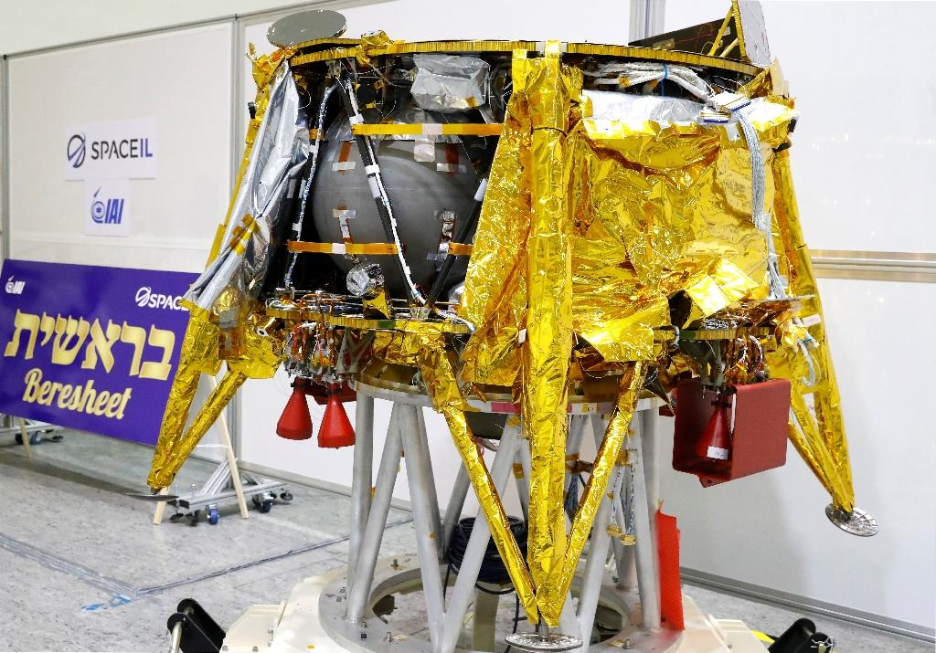 Israeli spacecraft aims to make history by landing on Moon