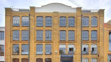This former paint factory penthouse conversion is seriously impressive