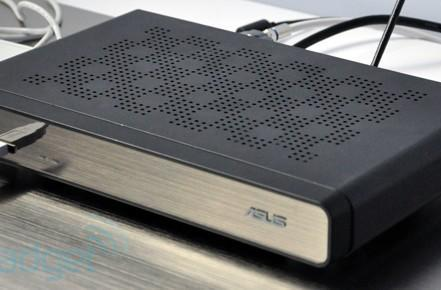 ASUS' Intel CE4100 Companion Box with Windows Media Center Embedded, there and back (to the ether) again