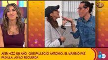 Paz Padilla se gana sus detractores a pulso