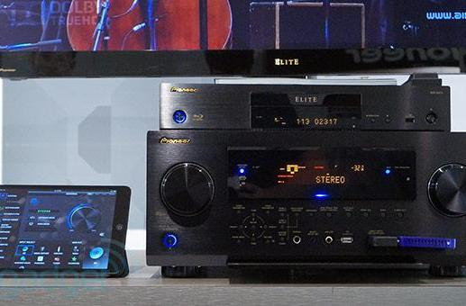 Pioneer's SC-79 uses HDBaseT to feed HDMI video throughout the home (hands-on video)