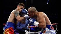 Openly gay boxer Orlando Cruz is knocked out by Siri Salido