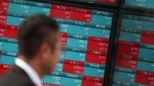 Asian stocks drop as tech pullback, Nissan CEO's arrest take toll