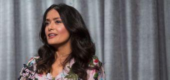 Salma Hayek calls Harvey Weinstein a 'monster'