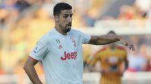 La Juventus ne compte plus sur Sami Khedira