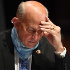 Gohmert's positive virus test renews safety fears in Capitol