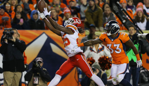NFL: Charles unterschreibt bei den Broncos