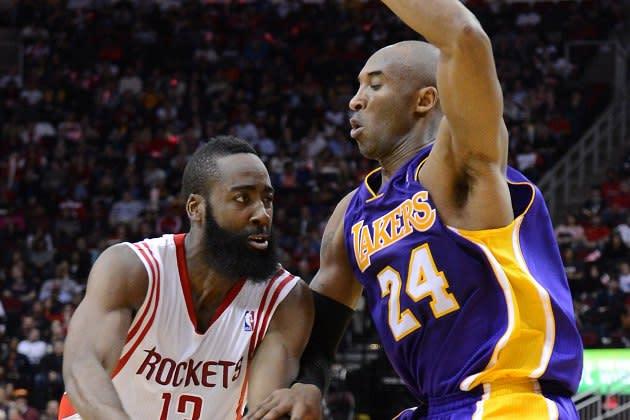 7897c22702ce Annual NBA GM survey ranks Kobe Bryant as second-best shooting guard ...