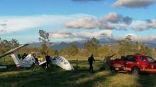 El bebé que sobrevivió a la caída de una avioneta en Colombia
