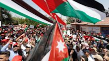 Jordanians protest IMF-backed austerity measures