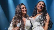 Ainda sem agenda de shows, Simone e Simaria gravam DVD