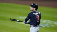 MVP Freddie Freeman? Here's how the candidates compare.