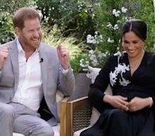 'It's a girl': Harry and Meghan reveal gender of second child in Oprah Winfrey interview