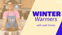 Leah Itsines Winter Warmer recipe: Sweet Potato and Lentil Curry