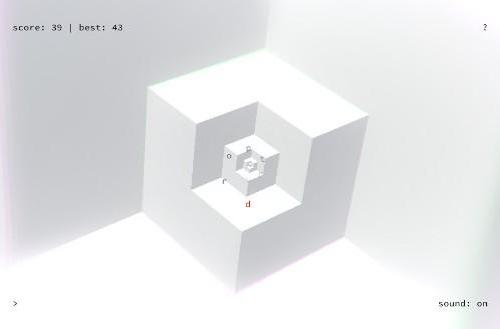 Notch launches Drop, inspired by Super Hexagon, Fez and letters