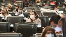 El escandaloso contagio de COVID-19 en el Congreso de México; si así se cuidan, ¿quién nos cuida?