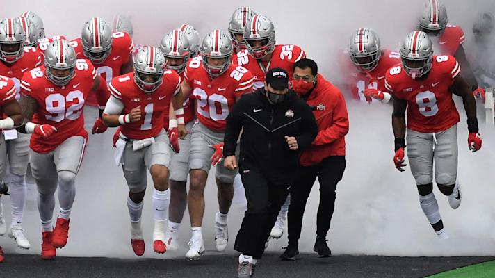 Does a 6-0 Ohio State team deserve a College Football Playoff spot? | Yahoo Sports College Podcast