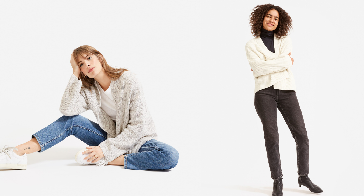 Everlane New Cardigans Are Perfect For Winter