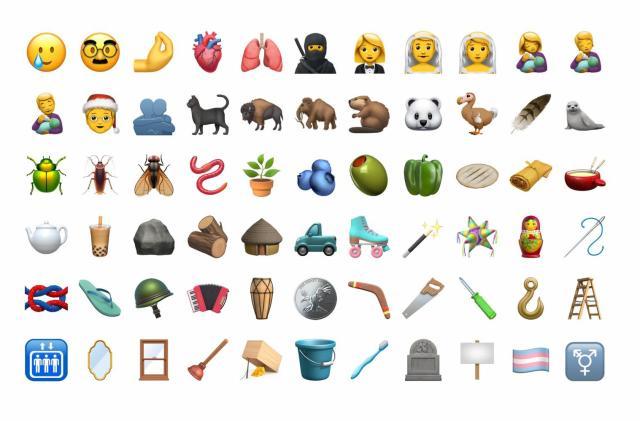 More inclusive emoji will come to iPhones in iOS 14.2