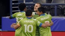 Sounders set club record with 7-1 rout of Earthquakes