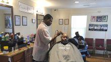 Living outside lockdown: Barbers, beauty shops still open