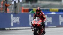 MotoGP/Grand Prix de France: victoire de Petrucci, Quartararo garde la tête du championnat