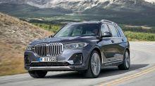 Neuer BMW X7 (2019): XXXL-SUV offiziell vorgestellt