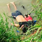 'Trump is responsible': Democrats, celebrities and activists react to photo of drowned father and toddler