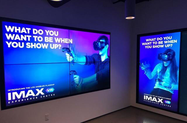 IMAX drops VR, will close its last three locations next year
