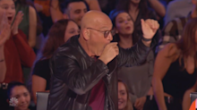 'AGT' contestant adds insult to injury after falling off stage and exposing himself