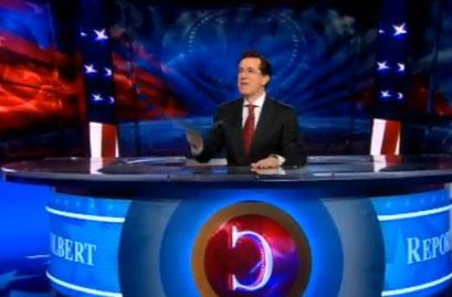 Stephen Colbert can't sleep or eat until he gets his hands on an iPad 2