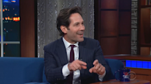 The 'dumb' mistake Paul Rudd made on a fake ID in high school