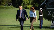 First Lady fashion: Melania Trump's work wardrobe