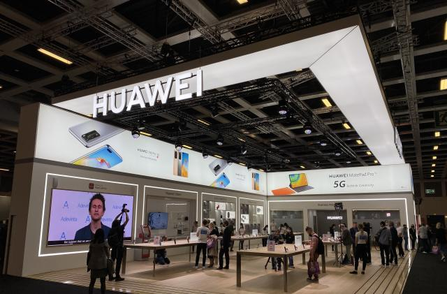 Huawei's homegrown Android rival is coming to phones