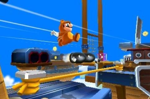 Super Mario 3D Land comes with new 3DS firmware