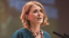 BBC presenter Rachel Burden apologises for f-bomb