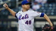 Mets' Jacob deGrom the betting favorite to win NL MVP