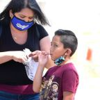 At least 97,000 U.S. kids tested positive for coronavirus over last 2 weeks of July