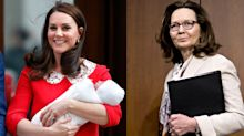 Gina Haspel and Kate Middleton have one surprising thing in common