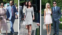 Wimbledon 2017: Duchess of Cambridge, Pippa Middleton and all the celebrity style