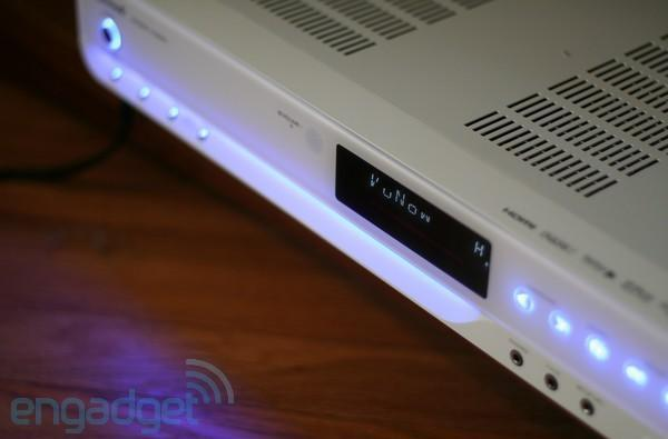 Sherwood's internet-streaming R-904N NetBoxx receiver review