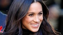 Meghan Markle Wore This Beautiful Velvet Dress For Christmas With The Royals