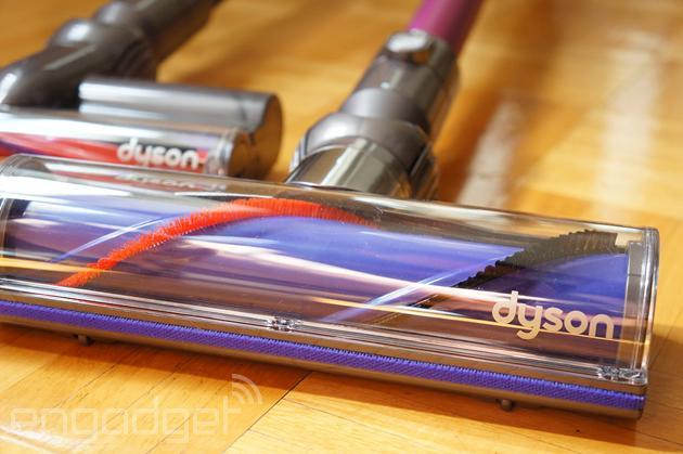 Dyson's Motorhead cordless vacuum challenges your classic upright